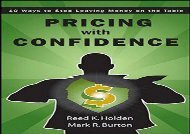 [+]The best book of the month Pricing with Confidence: 10 Ways to Stop Leaving Money on the Table  [NEWS]