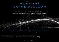 [+][PDF] TOP TREND Virtual Competition: The Promise and Perils of the Algorithm-Driven Economy  [NEWS]