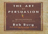 [+]The best book of the month The Art of Persuasion: Winning Without Intimidation  [NEWS]