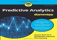 [+][PDF] TOP TREND Predictive Analytics For Dummies, 2nd Edition  [FULL]