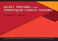 [+]The best book of the month Asset Pricing and Portfolio Choice Theory (Financial Management Association Survey and Synthesis Series)  [FREE]