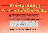 [+]The best book of the month The Basic Guide to Pricing Your Craftwork: With Profitable Strategies for Recordkeeping, Cutting Material Costs, Time   Workplace Management, Plus Tax [PDF]