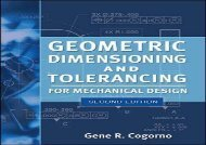 [+][PDF] TOP TREND Geometric Dimensioning and Tolerancing for Mechanical Design 2/E  [FULL]