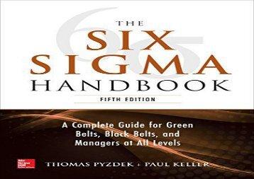 lean six sigma guidebook