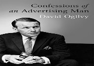 [+][PDF] TOP TREND Confessions of an Advertising Man  [READ]