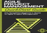 [+]The best book of the month Agile Project Management QuickStart Guide: A Simplified Beginners Guide To Agile Project Management  [NEWS]