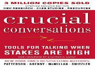 [+]The best book of the month Crucial Conversations: Tools for Talking When Stakes Are High, Second Edition  [READ]