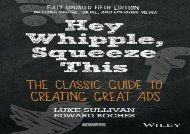 [+]The best book of the month Hey, Whipple, Squeeze This: The Classic Guide to Creating Great Ads, 5th Edition  [NEWS]