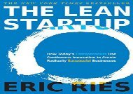 [+]The best book of the month The Lean Startup  [FULL]