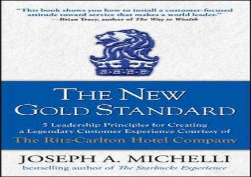 The New Gold Standard Pdf