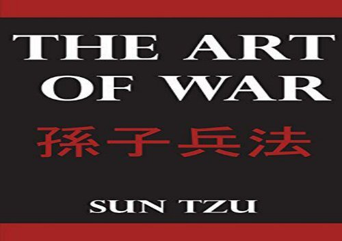 Understanding Sun Tzu On The Art Of War Pdf