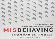 [+][PDF] TOP TREND Misbehaving: The Making of Behavioral Economics  [FULL]