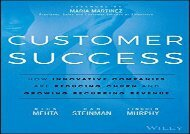 [+]The best book of the month Customer Success: How Innovative Companies Are Reducing Churn and Growing Recurring Revenue  [NEWS]