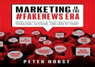 [+][PDF] TOP TREND Marketing in the #Fakenews Era: New Rules for a New Reality of Tribalism, Activism, and Loss of Trust  [FULL]