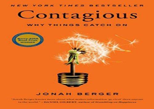 contagious jonah berger free pdf download