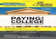 [+]The best book of the month Paying for College without Going Broke (College Admissions Guides) (Princeton Review: Paying for College Without Going Broke) [PDF]
