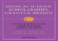 [+]The best book of the month Medical School Scholarships, Grants   Awards: Insider Advice on How to Win Scholarships  [NEWS]