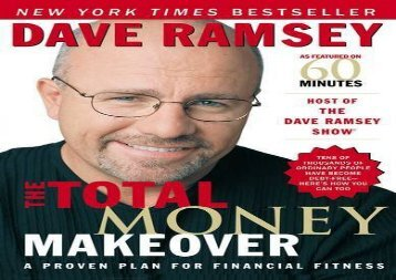 [+]The best book of the month Total Money Makeover  [FREE]