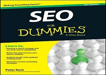 [+]The best book of the month SEO For Dummies  [DOWNLOAD]