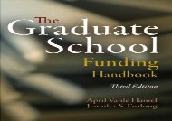 [+][PDF] TOP TREND The Graduate School Funding Handbook  [FREE]