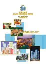 ANNUAL REPORT LAPORAN TAHUNAN - Berjaya Corp