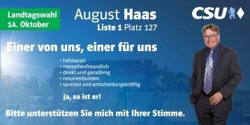 Flyer Haas 4 Seiten zum blättern