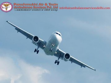 Instant and Best Air Ambulance Service in Bagdogra