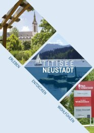 Buergerbroschuere Titisee-Neustadt