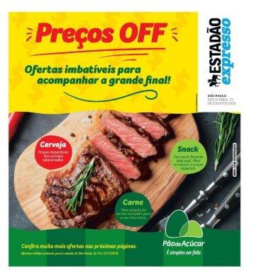 Estadão Expresso - Edição de 13.07.2018