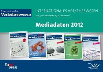Termin- und Themenplan 2012/Ausgaben 1-3 - Internationales ...