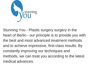 Labiaplasty Berlin