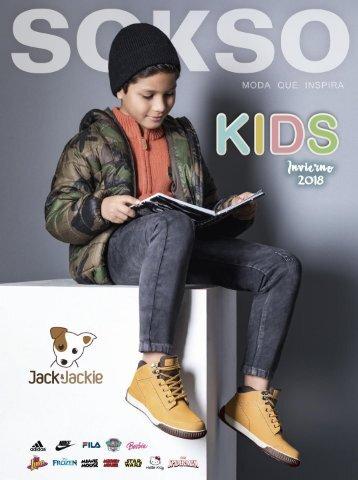 Sokso - Kids Invierno 18