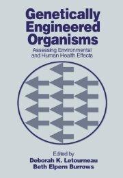 Genetically Engineered Organism