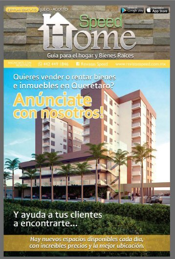 revista speed home julio web 2018