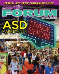 ASD Special Supplement Issue