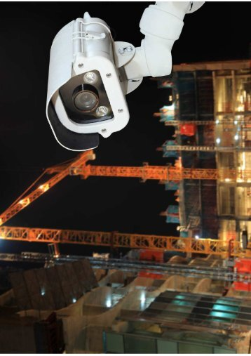 Construction Site CCTV System