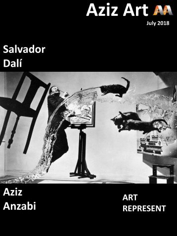 Aziz Art July 2018