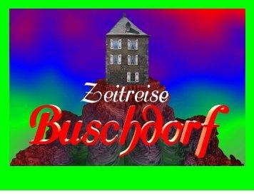Buschdorf im Jahre 1907
