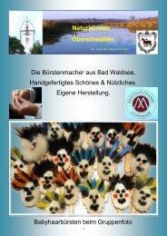 Bürstenmacher Bad Waldsee
