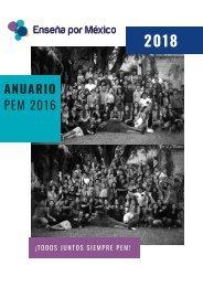 Anuario PEM Genereación 2016