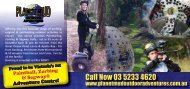 Call Now 03 5233 4620 - Planet Mud Outdoor Adventures