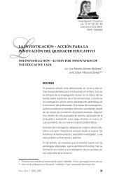 Investigación Acción en Educación