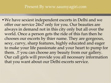 Escorts in Delhi|Escorts Service in Delhi