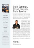 M.A.F.I.A. – Body&Soul Clubmagazin - Sommer 2018 - Page 2