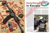 Kastenkampf in Kavala - ACP-Waffen