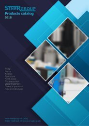 Water softeners catalogue