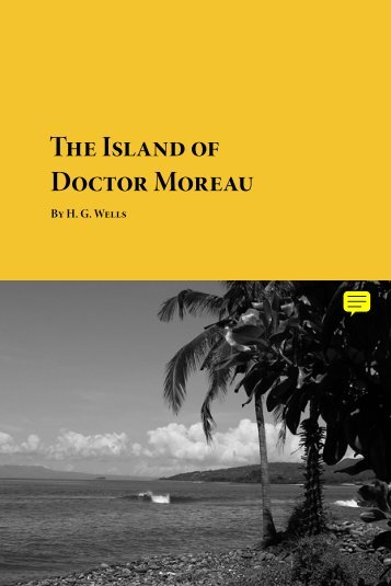 The Island of Doctor Moreau - Planet eBook