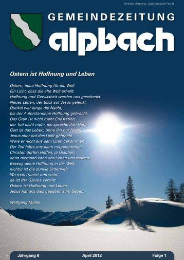(1,39 MB) - .PDF - Alpbach - Land Tirol