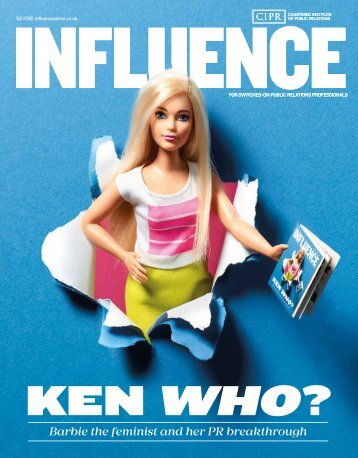 Influence, Issue 10 - May 2018
