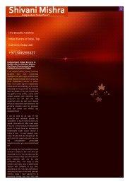 Indian Escorts in Dubai +971588265327 Dubai Independent Escort Service